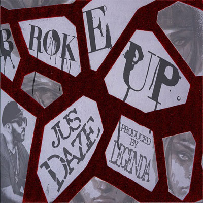 Broke Up Cover