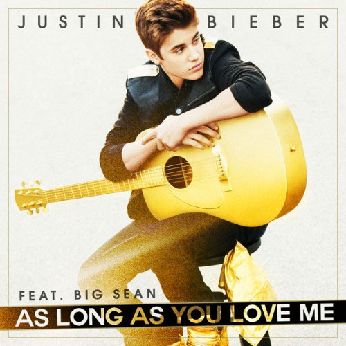 As Long As You Love Me Promo Photo