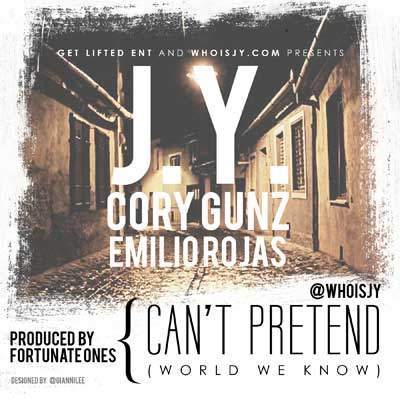 Can't Pretend (World We Know) Cover