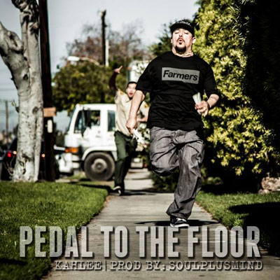 Pedal to the Floor Cover