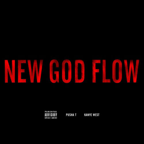 New God Flow Cover