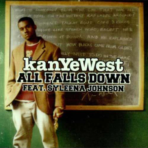 All Falls Down Promo Photo