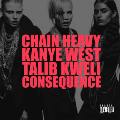Chain Heavy Promo Photo