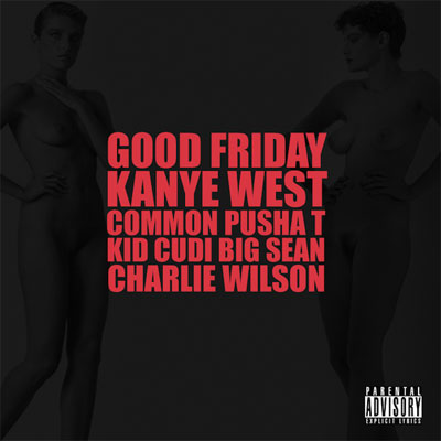 Good Friday Cover