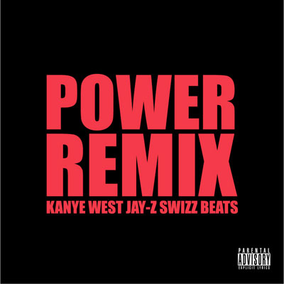 Power (Remix) Cover