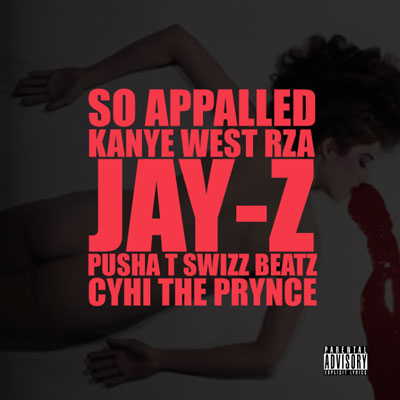 So Appalled Cover