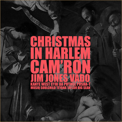 Kanye West - Christmas in Harlem ft. Cam'ron, Jim Jones, CyHi The ...