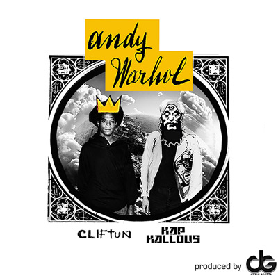 Kap Kallous ft. Cliftun - Andy Warhol Artwork