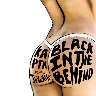 Black in the Behind Cover