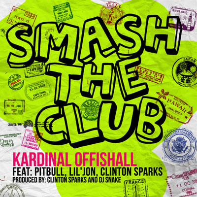 Smash The Club Cover