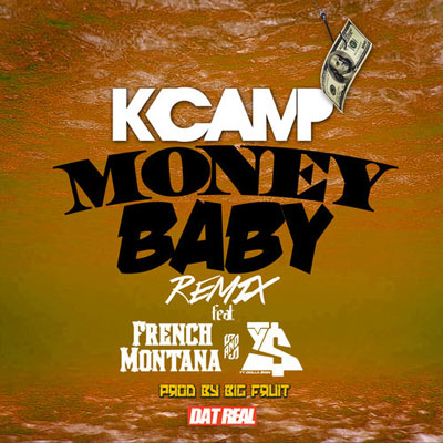 Money Baby (Remix) Cover