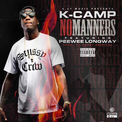 No Manners Cover