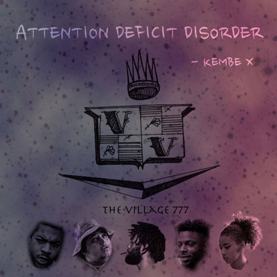 Attention Deficit Disorder Cover