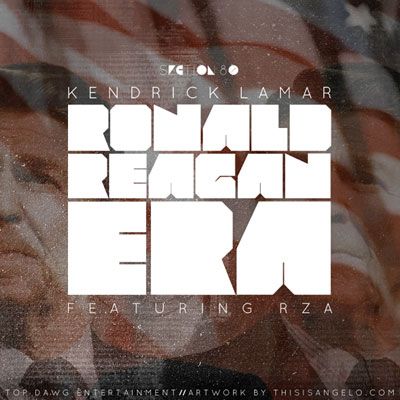 Ronald Reagan Era Cover