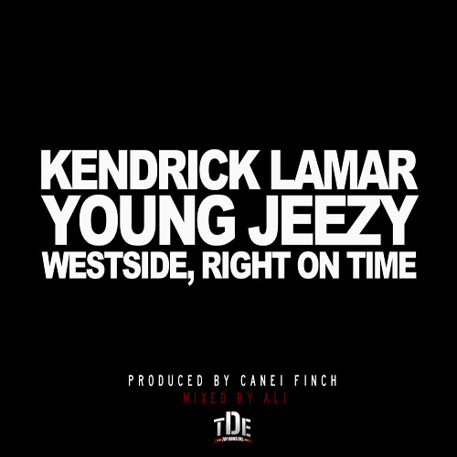 Westside, Right On Time Cover