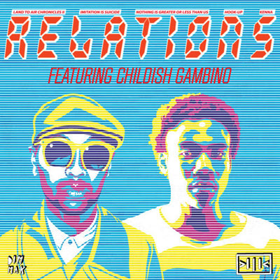 Relations (Remix) Cover