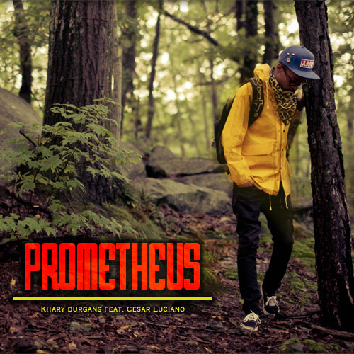 Prometheous Cover