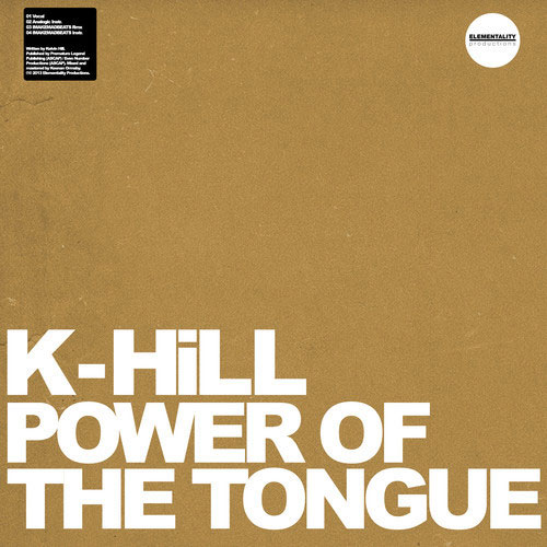 Power of the Tongue II Cover
