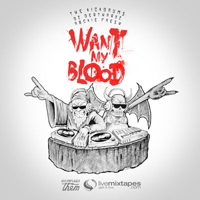 Want My Blood Promo Photo