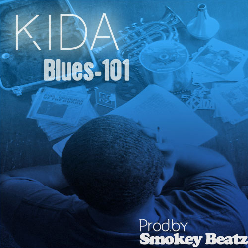 Blues 101 Cover