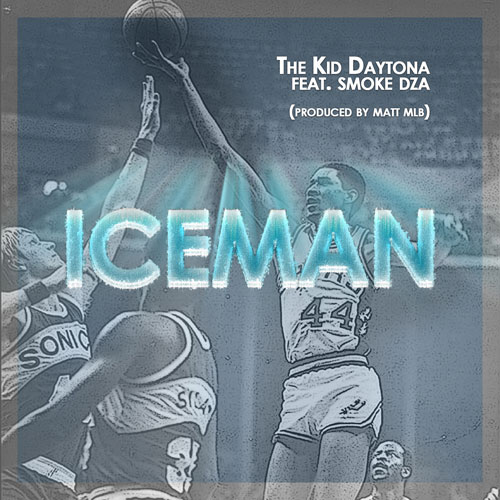 Ice Man Cover
