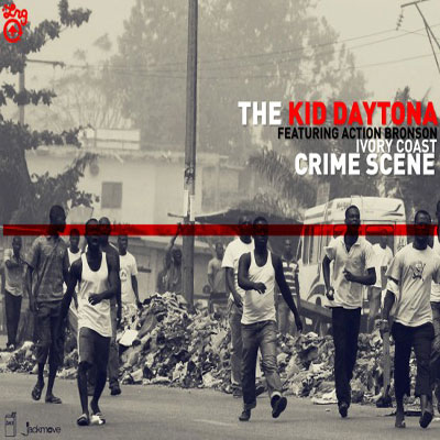 Ivory Coast Crime Scene Cover