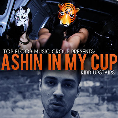 Ashin in My Cup Cover