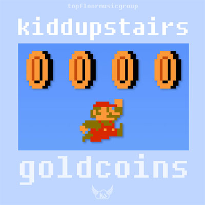 Gold Coins Cover