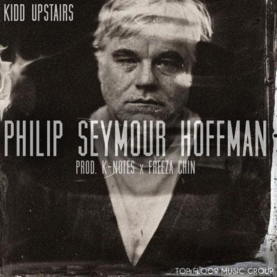 Kidd Upstairs - Philip Seymour Hoffman Artwork
