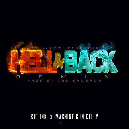 Hell & Back (Remix) Cover