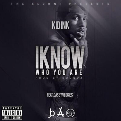 I Know Who You Are  Cover
