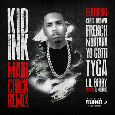 Main Chick (Remix II) Cover