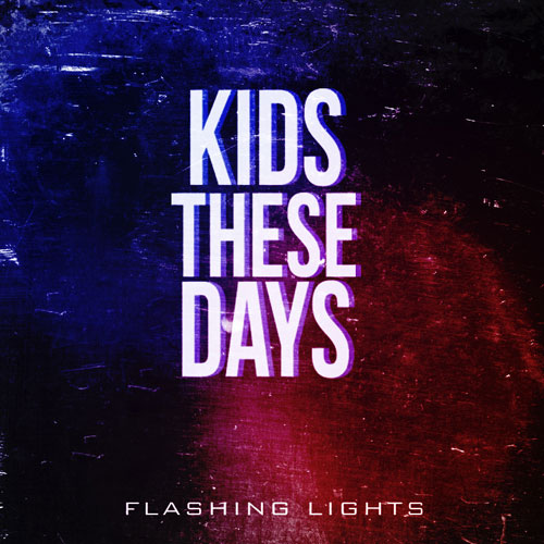 Flashing Lights Cover