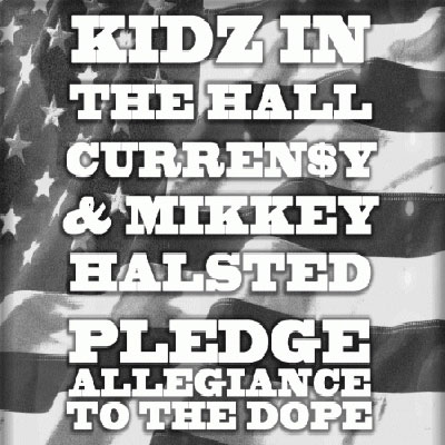 Pledge Allegiance to the Dope Cover