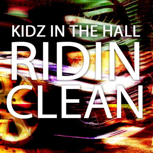 Ridin' Clean Cover
