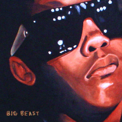 Big Beast Cover