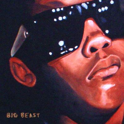 Big Beast Cover