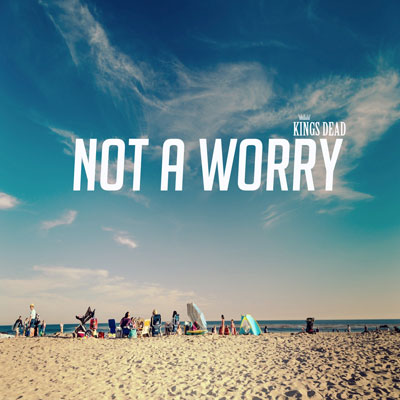 Not a Worry Cover