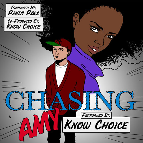 Chasing Amy Cover