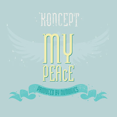 My Peace Cover