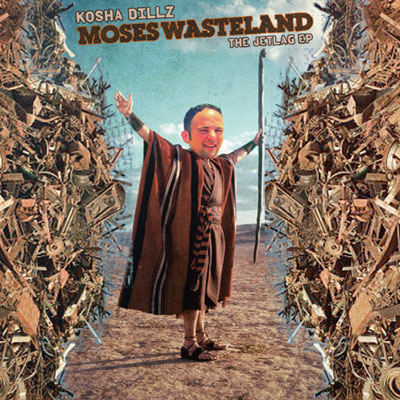 Moses Wasteland Cover