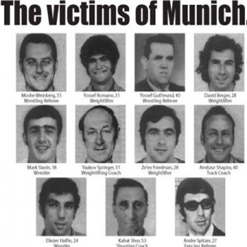 Munich 72 Cover
