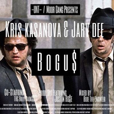 Bogus Cover