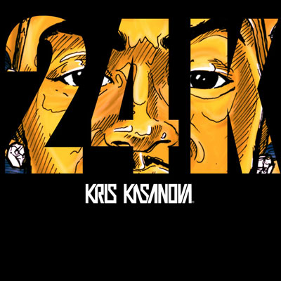 Kasanova Cover