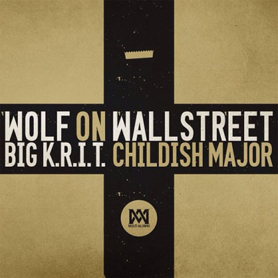 Wolf On Wall Street Cover