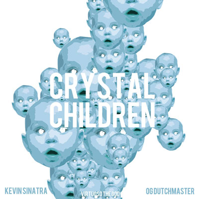 Crystal Children Cover