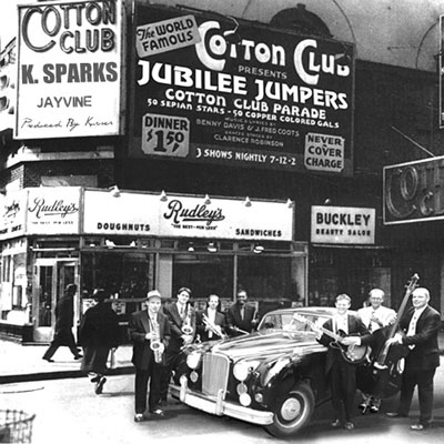 The Cotton Club Cover