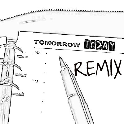 Tomorrow Today (Kurser Remix) Cover