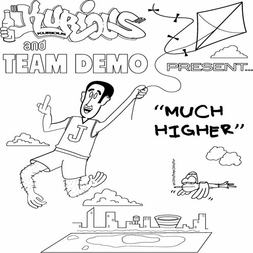 Much Higher Promo Photo