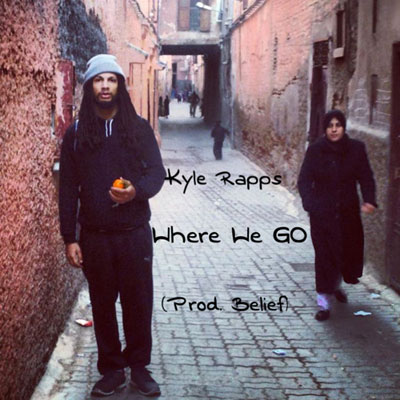 Where We Go Cover